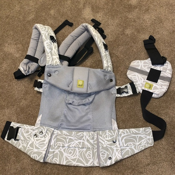Other - Lulle baby carrier